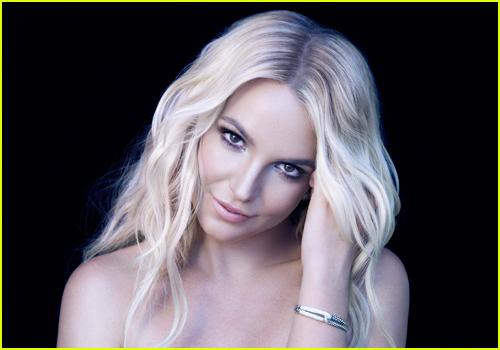 Britney Spears Headshot via Getty