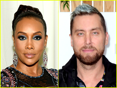Vivica A Fox and Lance Bass photos