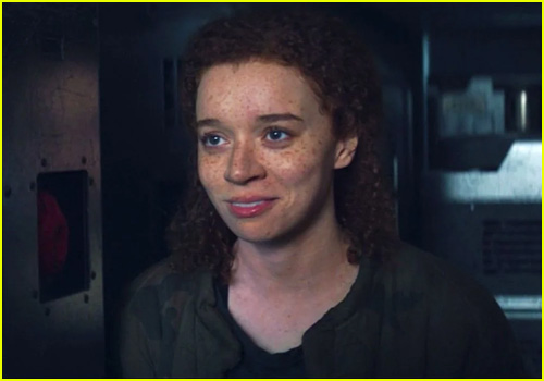 Erin Kellyman as Karli in 'The Falcon and the Winter Soldier'