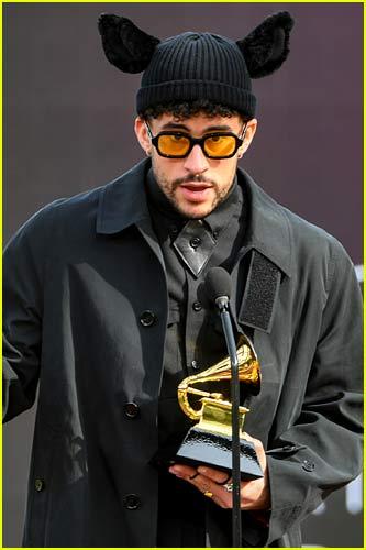 Grammy winners for 2021