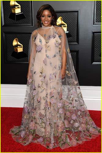 Grammy Awards 2021 red carpet photos