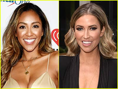 Tayshia Adams and Kaitlyn Bristowe photos