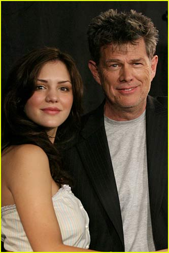 Katharine McPhee and David Foster in 2006