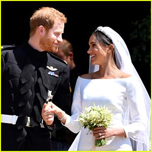 Meghan Markle & Prince Harry's Rep Reveals When the Couple Was Actually Married