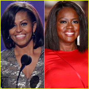 Michelle Obama Reacts to Viola Davis Playing Her in Upcoming 'The First Lady' Series