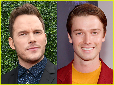 Chris Pratt and Patrick Schwarzenegger photos