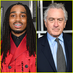 Quavo Opens Up About Working On His First Movie With Robert De Niro