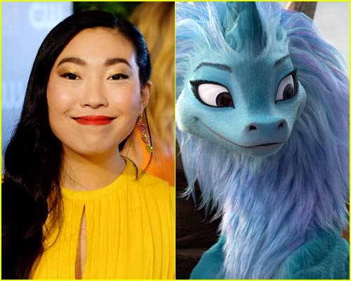 Raya and the Dragon Voice cast