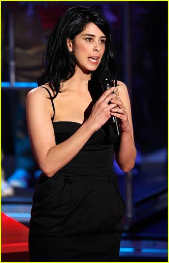 Sarah Silverman at 2007 MTV Movie Awards
