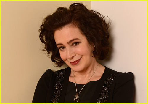 Sean Young poses for a portrait during the 2013 Sundance Film Festival