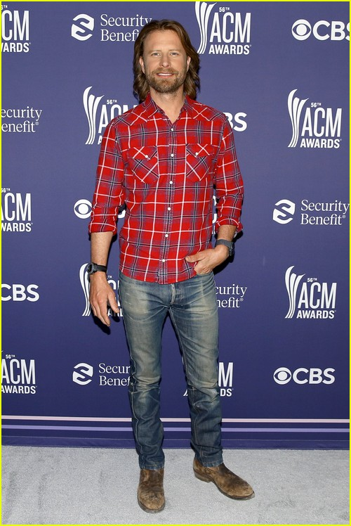 Dierks Bentley at the ACM Awards 2021