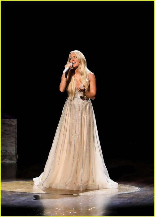 Carrie Underwood at the ACM Awards 2021