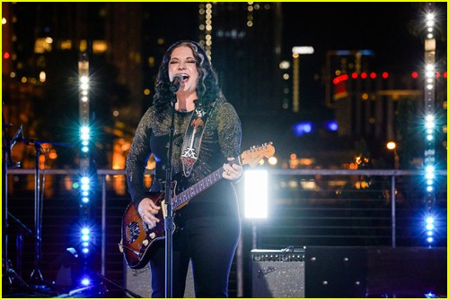 Ashley McBryde at the ACM Awards 2021