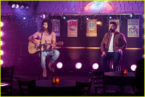 Dan and Shay at the ACM Awards 2021