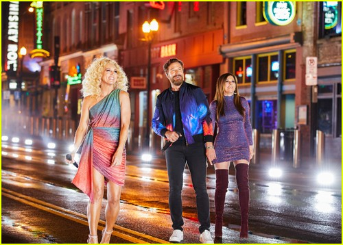 Little Big Town at the ACM Awards 2021