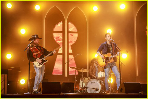 Brothers Osborne at the ACM Awards 2021