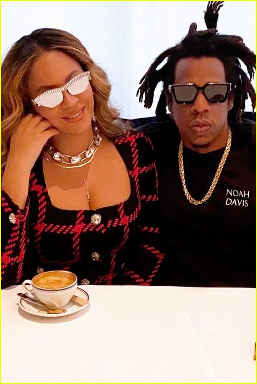 Bey & Jay Vegas