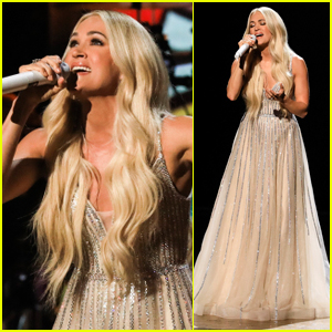 Carrie Underwood Wows with Performance of Gospel Songs During ACM Awards 2021!
