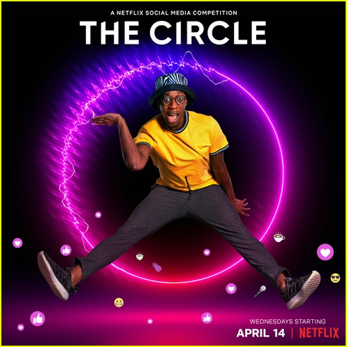 Courtney on The Circle