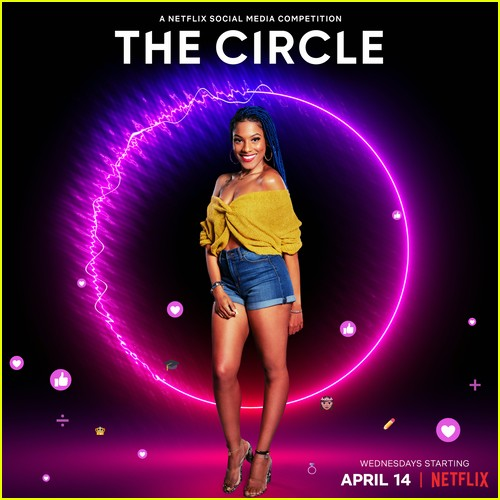 Terilisha on The Circle