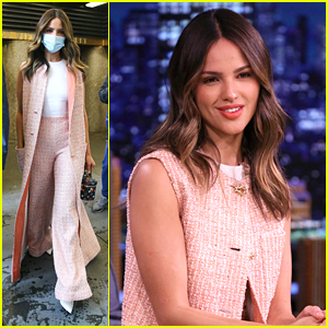 Eiza Gonzalez Found Out She Suffered From This While Filming 'Godzilla vs. Kong'