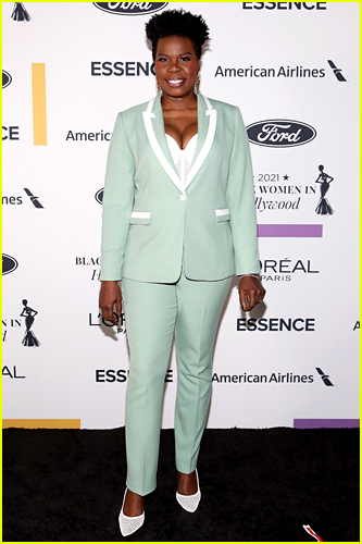 Leslie Jones at Essence Black Women in Hollywood Event