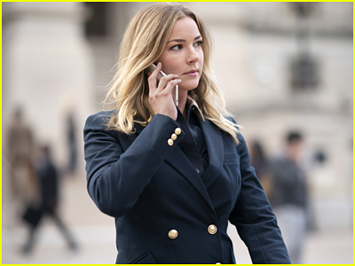 Emily VanCamp as Power Broke in Falcon and the Winter Soldier