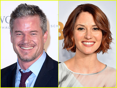 Eric Dane and Chyler Leigh photos