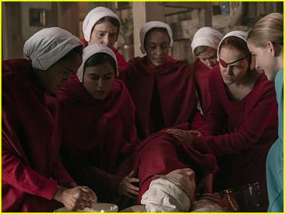 Photo from The Handmaids Tale season four