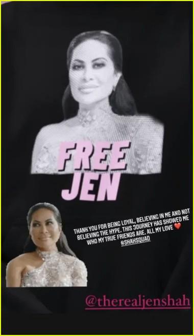 Jen Shah statement