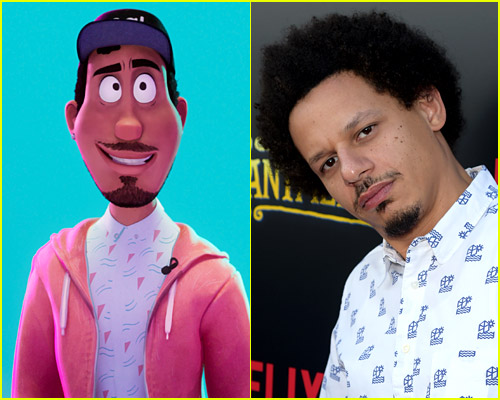 Eric Andre in Mitchells vs the Machines