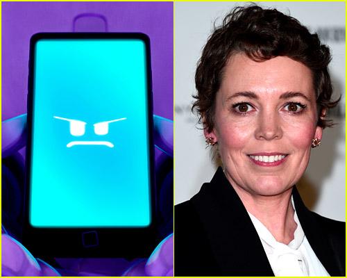 Olivia Colman in Mitchells vs the Machines
