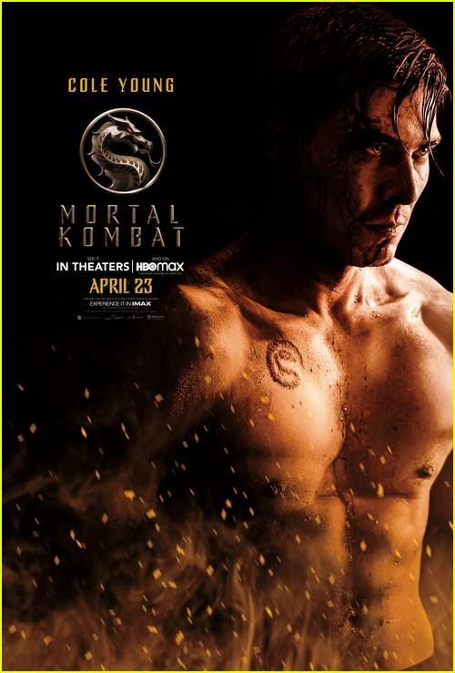 Lewis Tan in Mortal Kombat