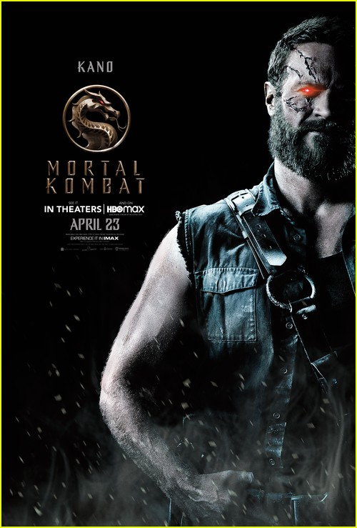 Josh Lawson in Mortal Kombat