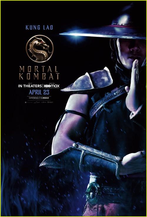 Max Huang in Mortal Kombat