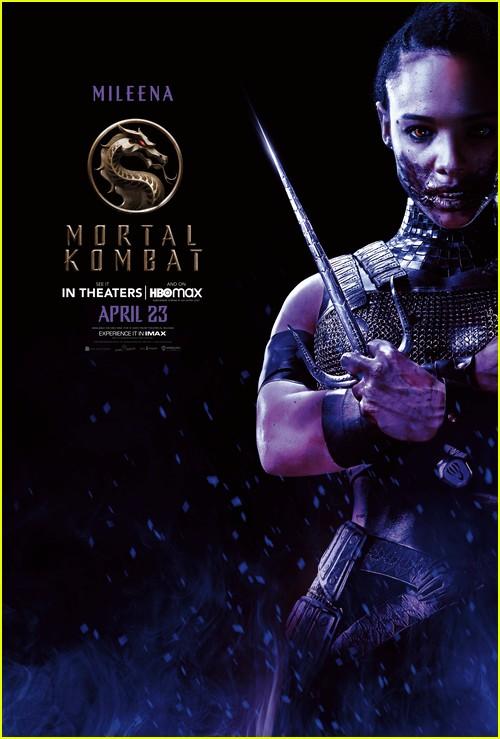 Sisi Stringer in Mortal Kombat