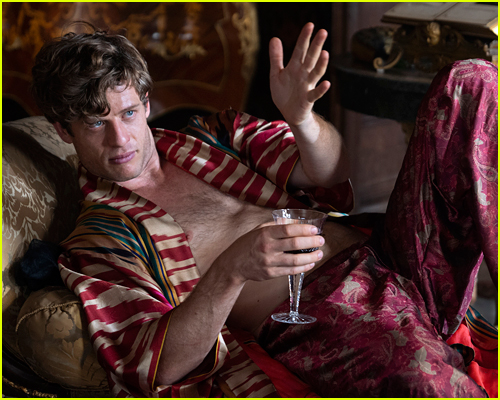 James Norton in The Nevers cast on HBO