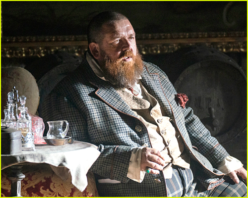 Nick Frost in The Nevers cast on HBO