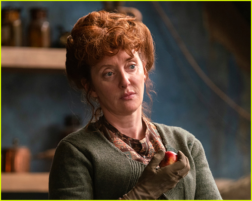 Elizabeth Berrington in The Nevers cast on HBO