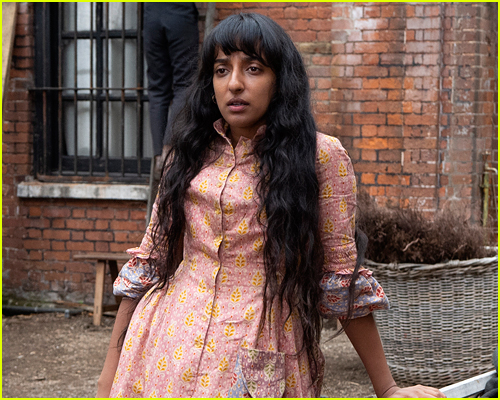 Kiran Sonia Sawar in The Nevers cast on HBO