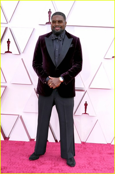 Lil Rel Howery at the Oscars