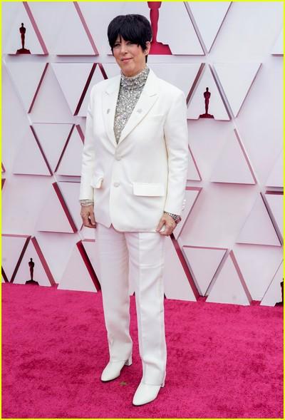 Diane Warren at the Oscars