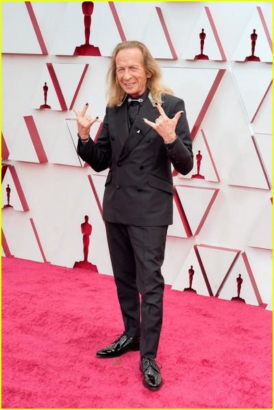 Paul Raci at the Oscars