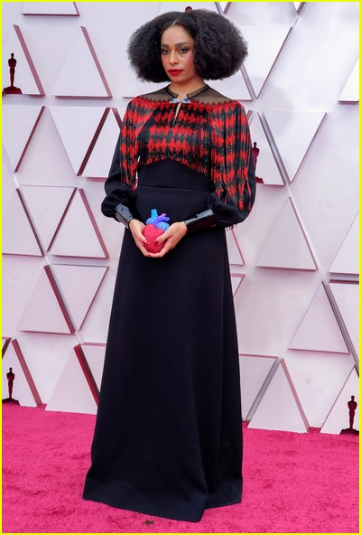 Celeste at the Oscars