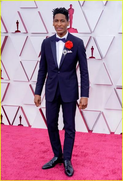 Jon Batiste at the Oscars
