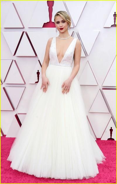 Maria Bakalova at the Oscars