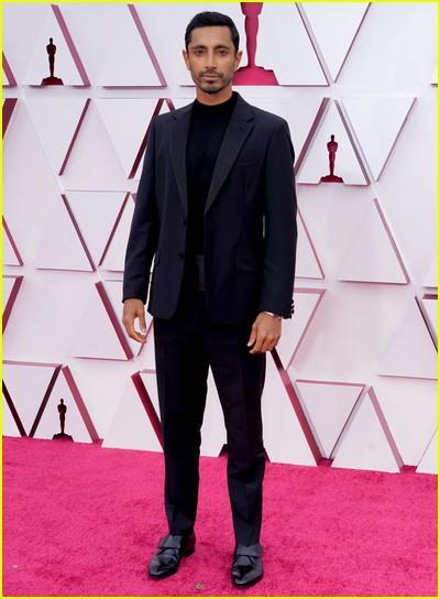 Riz Ahmed at the Oscars