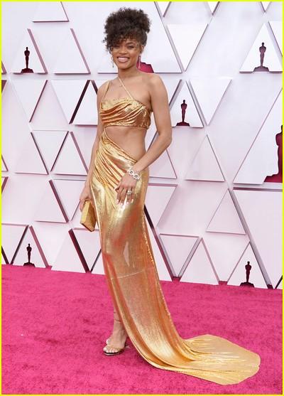 Andra Day at the Oscars