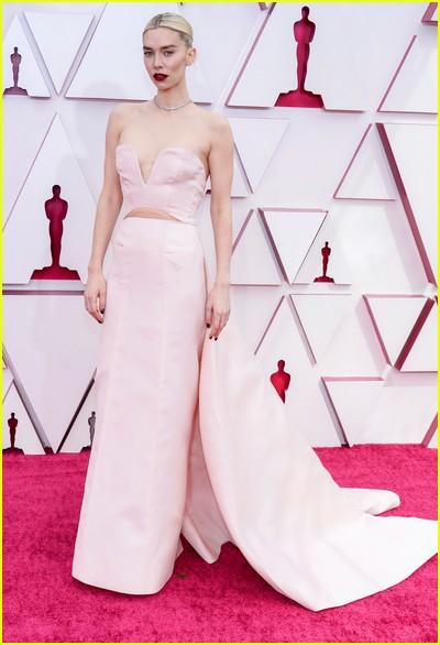 Vanessa Kirby at the Oscars