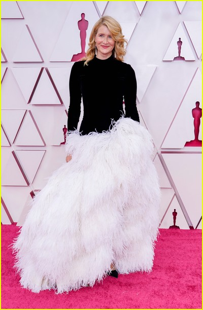 Laura Dern at the Oscars